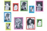 Magnetic Multicolour, Ramka na zdjęcia, zestaw - Darmowa dostawa do ponad 190 salonów empik!