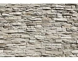 Imitacja Kamienia na ścianie - fototapeta