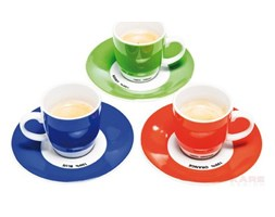 Kare Design Pop Art (2/Set) Filażanki do Espresso - 32708