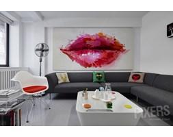 KISS KISS KISS Obraz na płótnie 120 x 80 cm