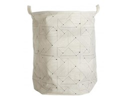 Kosz na pranie (trójkąty) House Doctor