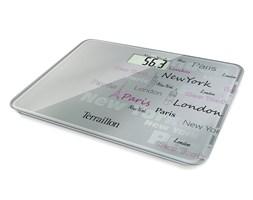 Terrailon Pocket elektroniczna waga łazienkowa 12674S