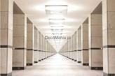 Fototapeta F141 - Marmurowy korytarz