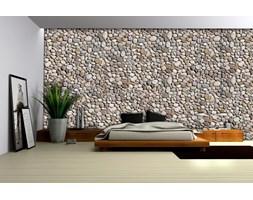 Fototapeta na fizelinie - Mozaika z jasnych kamieni