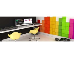 Panel miękki 3D - Fluffo - Pixel 20 mm