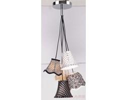 Kare Design Saloon Ornament B&W 5-lite Lampa Wisząca - 37167