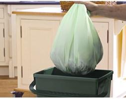 Biodegradowalne worki na śmieci 30l - Garland
