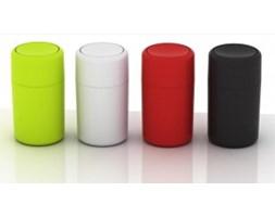 Kosz na odpadki - Qualy - Flip w różnych kolorach