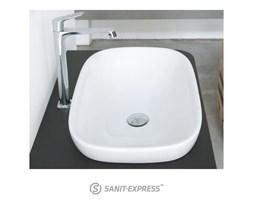 Globo Genesis Blat podwieszany pod umywalkę - biały GEME71X