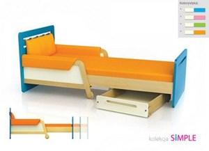 Łóżko rozsuwane Timoore SIMPLE