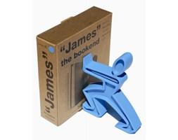 Black+Blum - podpórka pod książki James niebieska