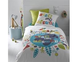 Komplet pościeli: poszwa na kołdrę + poszewka na poduszkę, 100% bawełny, Save The Planet